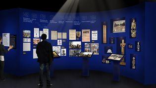 """Atelier Confino - Exposition """"Nous et les autres - des préjugès au racisme"""" - Musée de l'Homme (Atelier Confino)"""