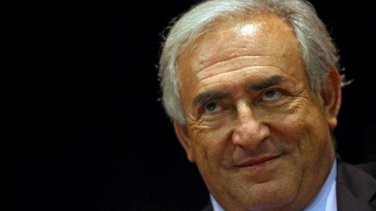 Dominique Strauss-Kahn dirige le FMI (© AFP)