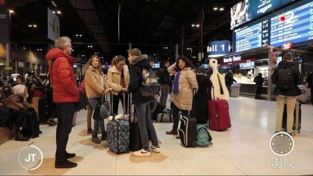 Vacances de Noël : les trains partent pour le réveillon, mais reviendront-ils ?