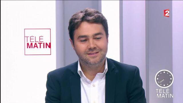"""Frédéric Mazzela  :""""le co-voiturage, c'est un certain état d'esprit"""""""