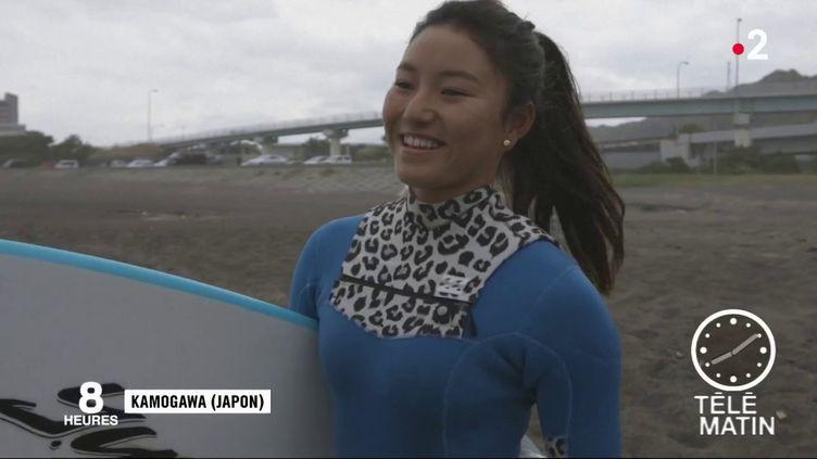 Shino Matsuda (France 2)