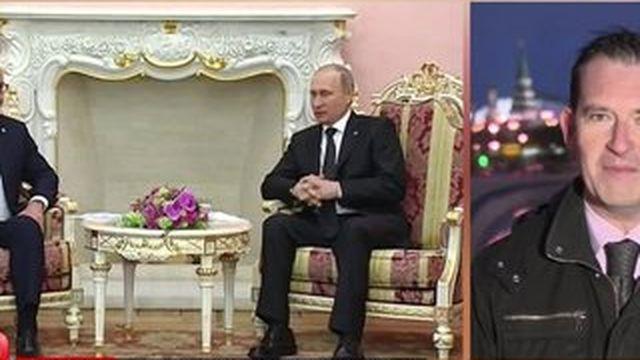 Mistral : Vladimir Poutine veut passer à autre chose
