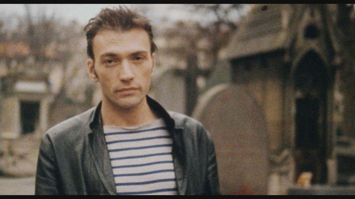 "Image du documentaire ""Daniel Darc : Pieces of my Life"".  (UFO DISTRIBUTION)"