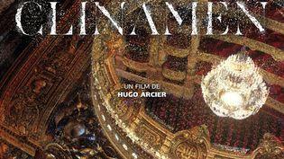 """Affiche du spectacle """"Clinamen"""" de Hugo Arcier pour la 3e Scène de l'Opéra de Paris (Opéra National de Paris)"""