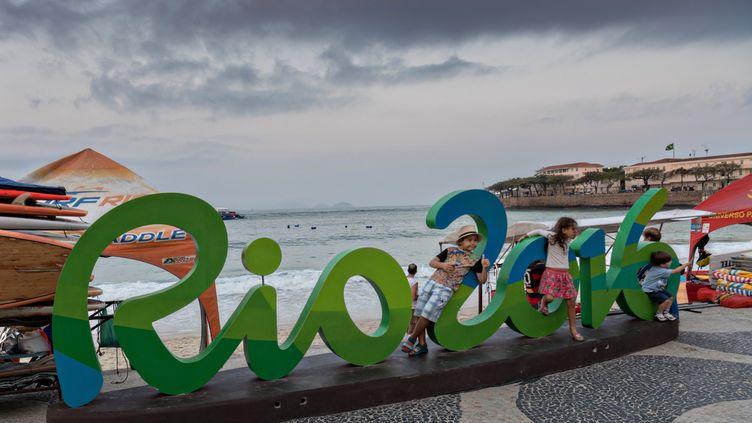 Nouveau cas de dopage pour ces Jeux Paralympiques de Rio (RICHARD ELLIS / MAXPPP)