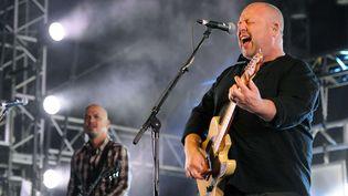 Les Pixies au festival de Coachella (Indio, Californie, 12 avril 2014)  (Chris Pizzello / Invision / AP / SIPA)