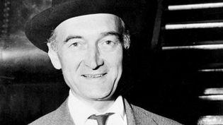 Jean Vilar dans les années 50  (AFP)
