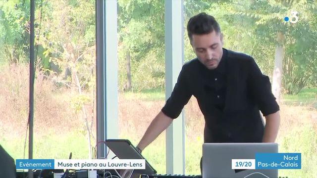 Muse et Piano Lens