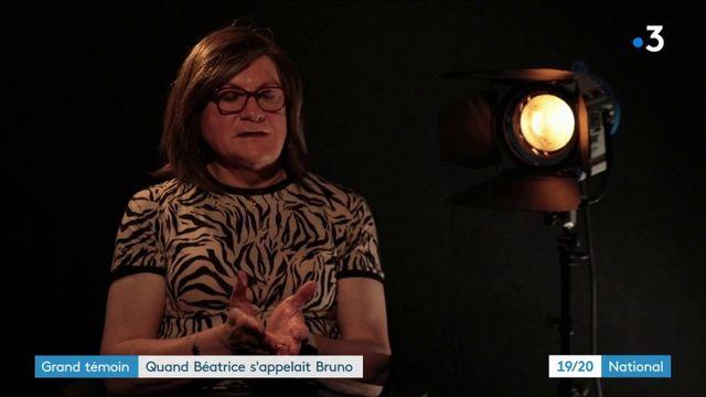 Transidentité : Béatrice raconte sa vie lorsqu'elle s'appelait Bruno