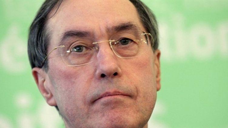 Claude Guéant, ministre de l'Intérieur. (AFP)
