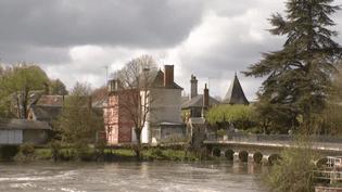 Le chateau de Saché, en Indre-et-Loire (France 3)