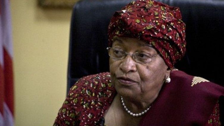 La présidente du Libéria, Ellen Johnson Sirleaf (AFP - GLENNA GORDON )