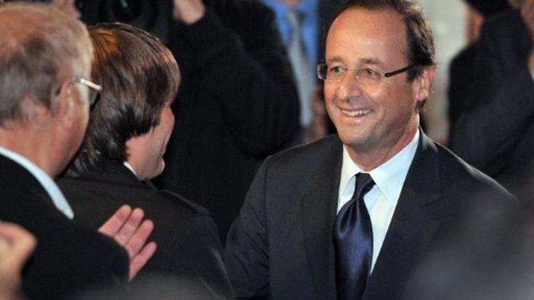 François Hollande (archives) (PIERRE ANDRIEU / AFP)