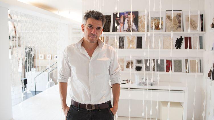 Le créateur Tzuri Gueta  (Fabrice Gaboriau)