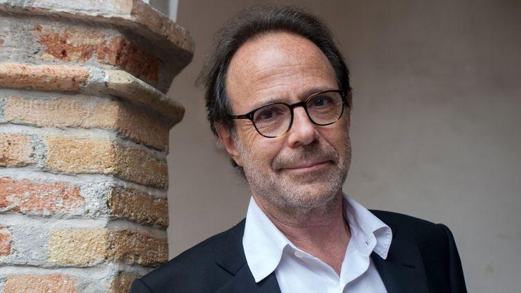 L'écrivain Marc Levy en septembre 2016.  (MIRCO TONIOLO/AGF/SIPA)