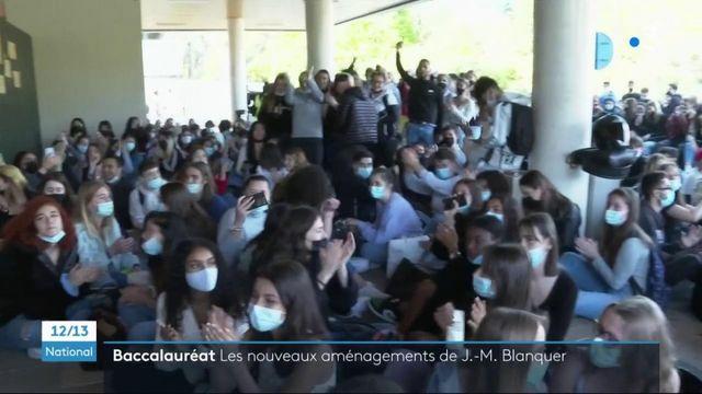 Baccalauréat : les aménagements de Jean-Michel Banquer ne convainquent pas les lycéens