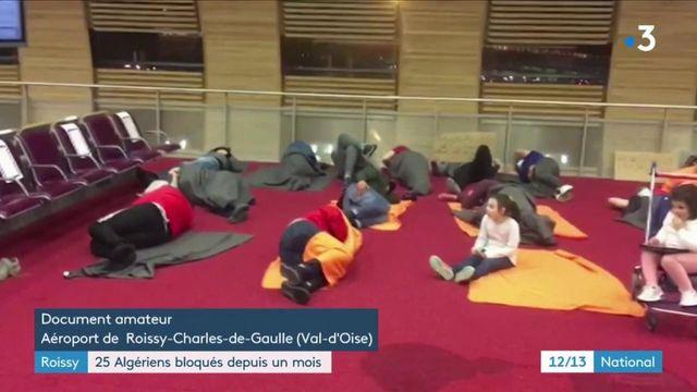 Roissy : 25 Algériens bloqués à l'aéroport faute d'autorisation des autorités algériennes