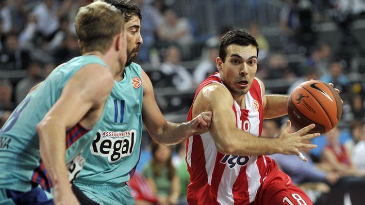 Kostas Sloukas (Olympiakos)