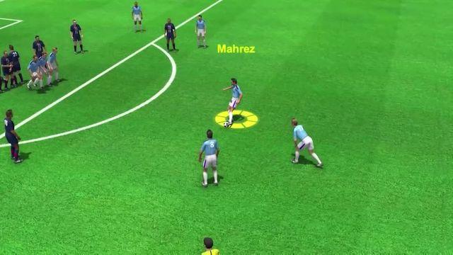VIDEO. PSG-Manchester City (1-2) : le but de Mahrez analysé en 3D par notre consultant Eric Roy