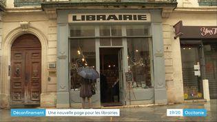 La Libraire centenaire de la rue Régale à Nîmes (France 3 Occitanie)