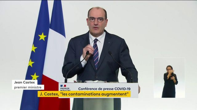 """La fermeture des frontières avec le Royaume-Uni est maintenue jusqu'à """"nouvel ordre"""", annonce Jean Castex"""