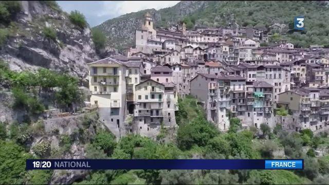 Alpes-Maritimes : à la découverte du village médiéval de Saorge