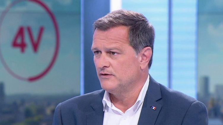 Régionales et départementales : Louis Aliot regrette l'abstention qui favorise selon lui les sortants. (FRANCE 2)