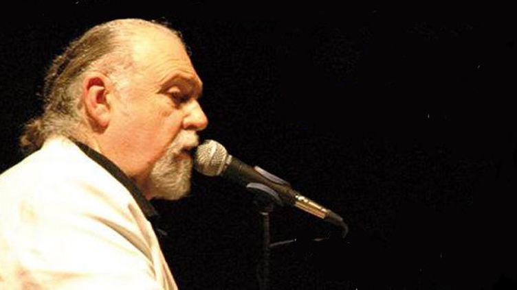 Juan Carlos Caceres, chanteur et musicien de tango.  (DR)