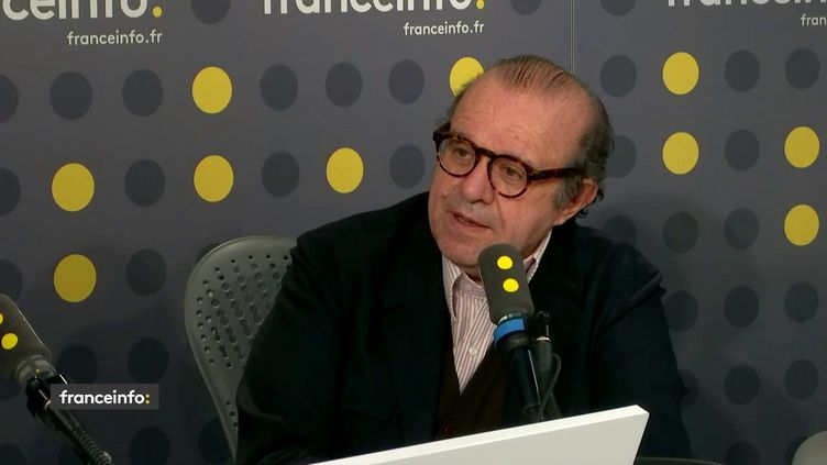 Hervé Temime, avocat pénaliste, était l'invité de franceinfo vendredi 14 février. (FRANCEINFO / RADIO FRANCE)