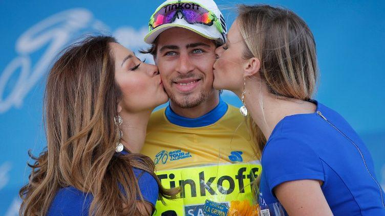 Peter Sagan, le coureur de Tinkoff-Saxo. (DOUG PENSINGER / GETTY IMAGES NORTH AMERICA)
