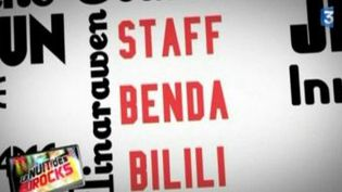 Eurockéennes 2009: Staff Benda Bilili  (Culturebox)