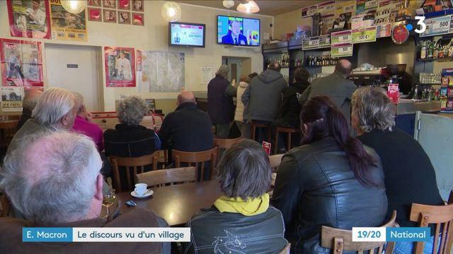 Emmanuel Macron : que pensent les retraités et le monde rural de son interview ?