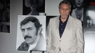 William Peter Blatty, auteur du roman «L'Exorciste» et scénariste du film, en 2010  (Adam Nemser-PHOTOli/NEWSCOM/SIPA)