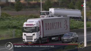 Un poids-lourd. (France 2)