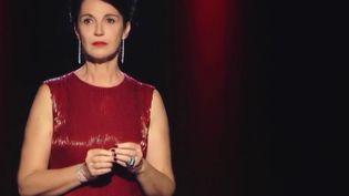 Zabou Breitman va présenter la30e nuit des Molières, lundi 28 mai 2018 au soir. (FRANCE 2)