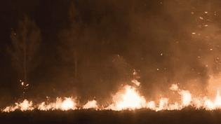 incendie (FRANCE 2)