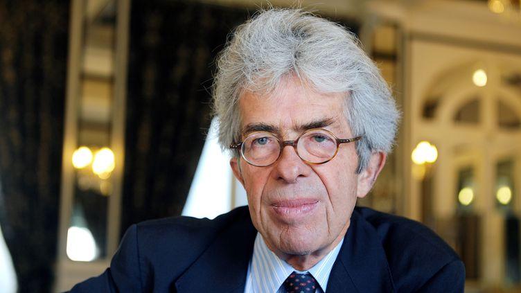 Le jugeJean-Michel Lambert, le 1 avril 2014. (JEAN-FRANCOIS MONIER / AFP)