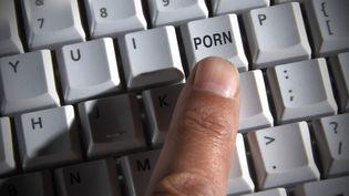 L'accès à la pornographie gratuite s'est généralisé avec le développement d'Internet. (Photo d'illustration) (AFP)