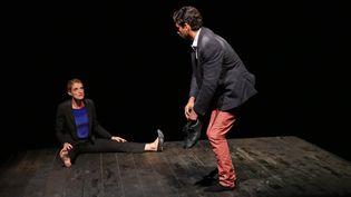 """""""Pédagogie de l'échec"""", mise en scène de Alain Timár, Avignon Off 2015  (Laurence Houot / Culturebox)"""