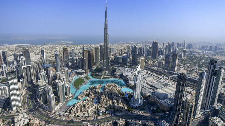 Dubaï (Émirats arabes unis). Photo d'illustration. (KARIM SAHIB / AFP)