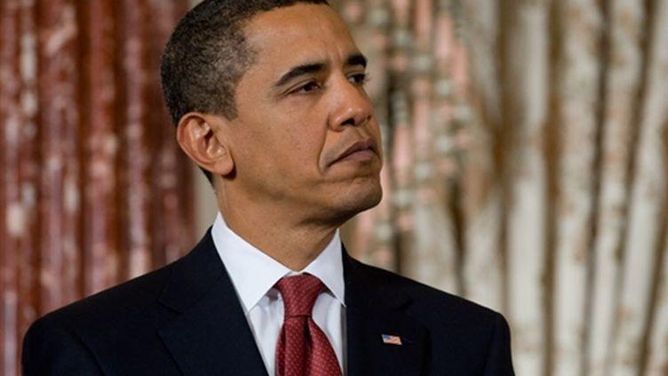 Barack Obama (le 22 janvier 2009) (© AFP - Saul Loeb)