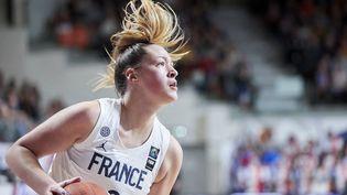 Alexia Chartereau est comptée parmi la liste des 12 joueuses retenues pour disputer la compétition. (ANN-DEE LAMOUR / ANN-DEE LAMOUR)