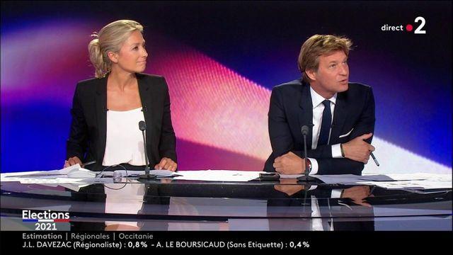 """VIDEO. Les journalistes ne traitent """"plus parfois les sujets qui sont essentiels pour les Français mais ceux qui potentiellement font du public"""", estime Laurent Delahousse"""