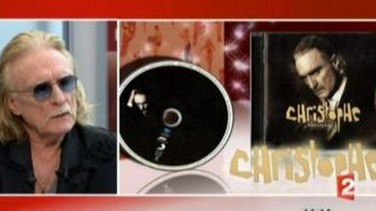 """Christophe réédite son album """"Bevilacqua""""  (Culturebox)"""