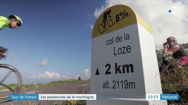 Tour de France : les passionnés de la montagne