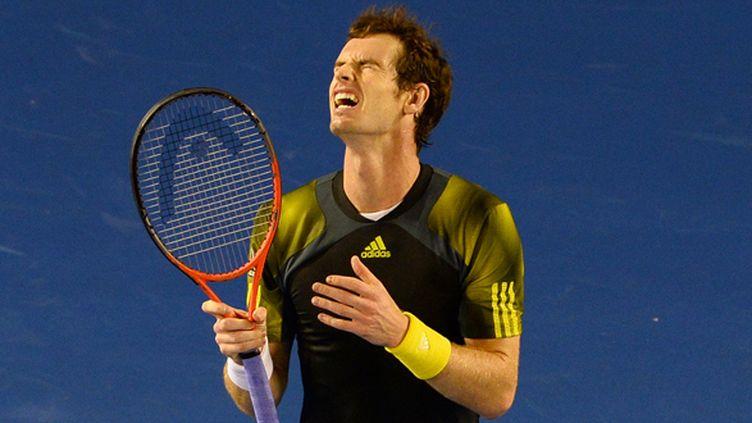 Andy Murray a concédé une troisième défaite en finale à Melbourne