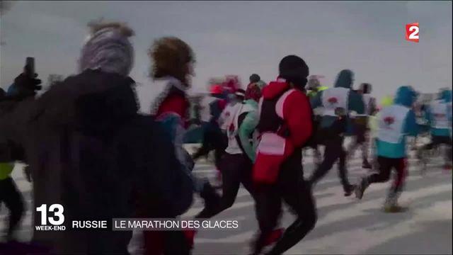 À la découverte d'un des marathons les plus durs du monde