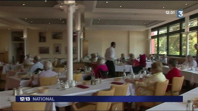 Canicule : vigilance accrue dans les maisons de retraite
