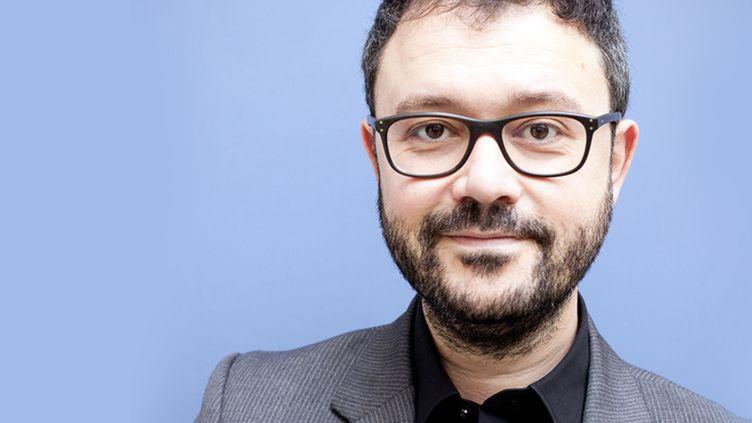 Riad Sattouf parrain de la Semaine de la langue française et de la francophonie 2019  (Renaud Monfourny / Allary Editions)