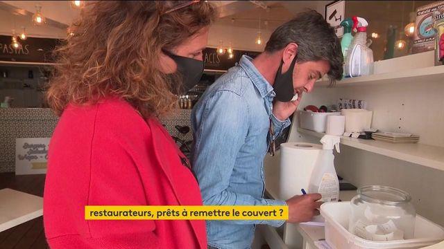 Covid-19 : les restaurateurs se préparent à rouvrir